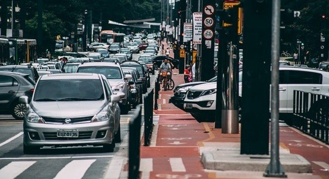 Dia Mundial Sem Carro é incentivo para diminuir a poluição do ar nas cidades