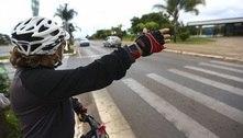 Respeito à faixa de pedestre reduz em 83% número de atropelamentos