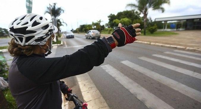 Campanha reduziu o número de mortes de pedestres