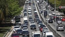 Com fim da greve da CPTM, São Paulo retoma rodízio de veículos