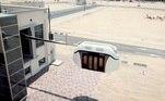 Os sky pods são movidos a eletricidade, não precisam de pilotos e podem chegar a até 150 km/h