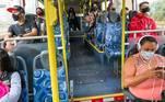O órgão disse ainda que a equipe técnica da SPTrans monitora diariamente o deslocamento do passageiro na capital com o objetivo de equilibrar a oferta à demanda na capital paulista