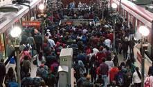 Transporte registra aglomeração em 1º dia útil da fase de transição