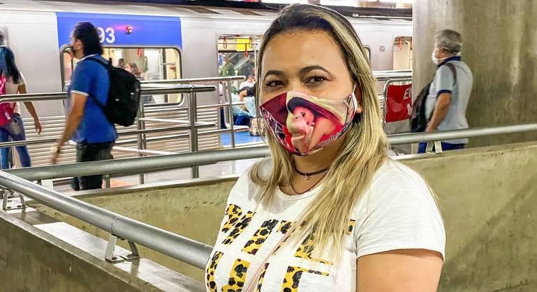 Letícia Xavier precisou ir ao médico: 'Estou arrependida de sair com ônibus lotado e metrô cheio'
