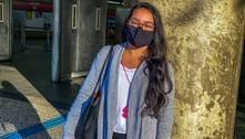 Usuários de transportes cobram máscaras e proteção contra covid