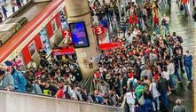 'É impossível', afirma Doria sobre distribuir máscaras a passageiros