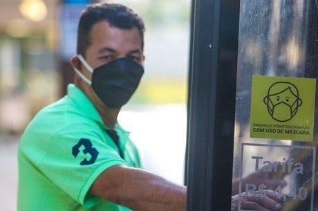Obrigatoriedade do uso de máscara passa a valer na 5ª