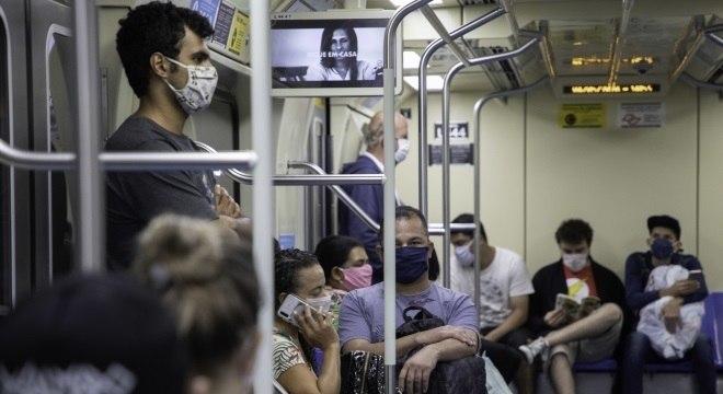 Cidade de São Paulo  tem 85,7% dos leitos de UTI ocupados