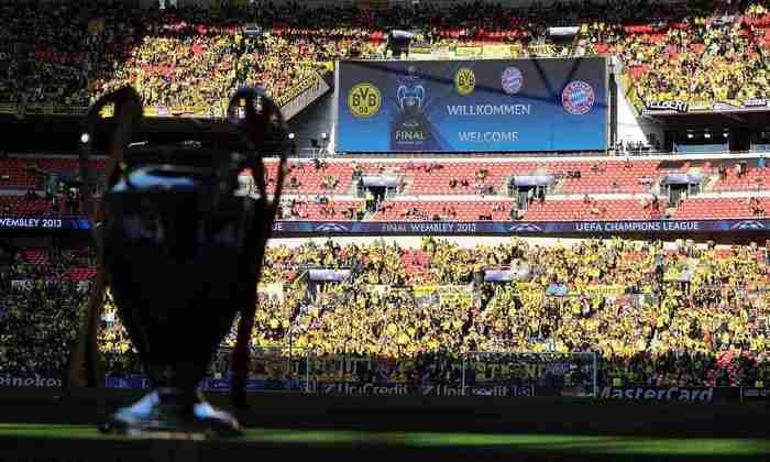Trata-se do duelo dos times de maior sucesso internacional da Alemanha nos últimos 30 anos.