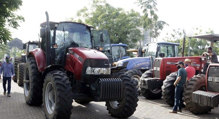 Tratoraço: reação do setor agrícola fez o governo recuar