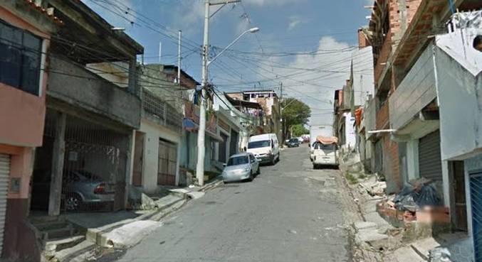 Polícia Civil fazia operação contra o tráfico na região, no bairro dos Casa, na Grande São Paulo