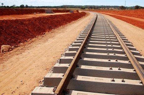 A ferrovia Norte-Sul está entre as ferrovias que serão leiloadas