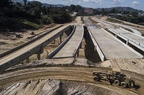 PF investiga desvios nas obras do trecho Norte Rodoanel