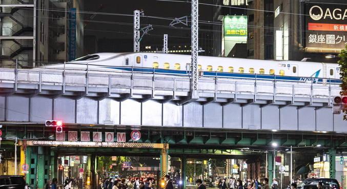 Maquinista no Japão abandona comando de trem para ir ao banheiro