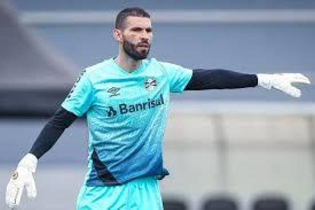 Três goleiros passaram dois jogos sem sofrer gols: Vanderlei, do Grêmio, Rafael, do Atlético Mineiro, e Marcelo Lomba, do Internacional