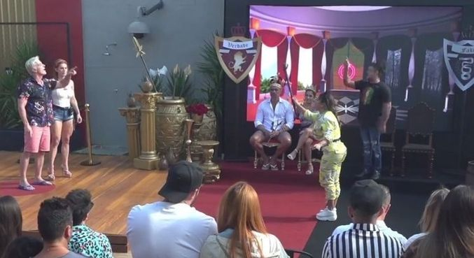 Suíte Power gera nova discussão entre Bruno e Deborah e Márcia e Rod Bala