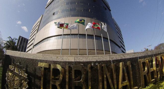TRF-4, em Porto Alegre, onde acontecerá julgamento