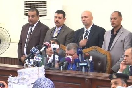 Tribunal condenou 75 pessoas à pena de morte