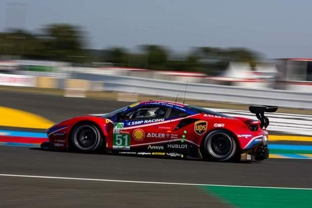 Tricampeão da Stock Car foi companheiro de James Calado e Alessandro Pier Guidi