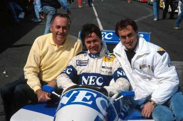 Tricampeão mundial, Jack Brabham teve os filhos Gary e David competindo na F1 nos anos 1990. Nenhum com sucesso