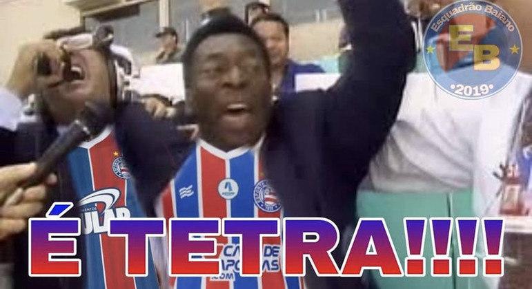 Tricolor venceu o Ceará no tempo normal e nos pênaltis, conquistando a competição regional pela quarta vez. Nas redes sociais, torcedores festejaram o título com memes. Confira! (Por Humor Esportivo)