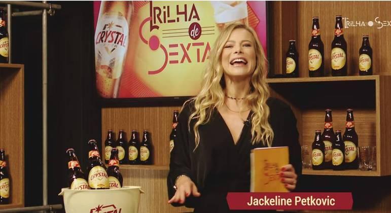 Jacky Petkovic comanda da atração, que tem oferecimento da Cerveja Crystal