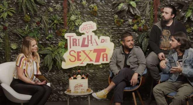 Trilha de Sexta é exibido toda sexta-feira no YouTube da Record TV e no Portal R7