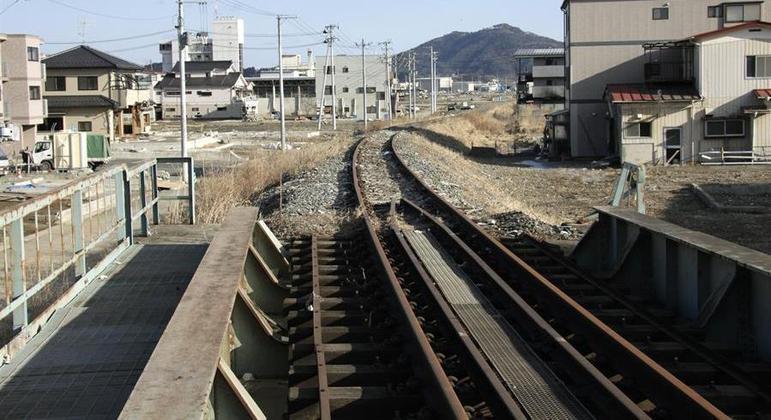 Presidiários ajudarão a finalizar trecho de 340 km de ferrovia