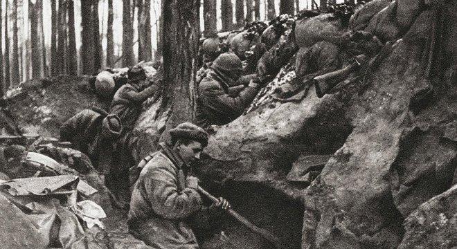 A Primeira Guerra Mundial trouxe como consequência uma reorganização das fronteiras que hoje segue influenciando a geopolítica
