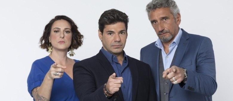 Trio do Top Chef Brasil será ainda mais exigente com os participantes