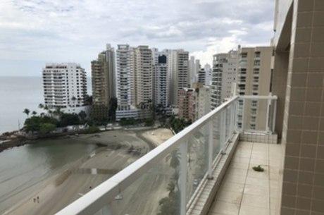 Cobertura proporciona vista para a praia das Astúrias