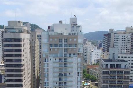 Condomínio Solaris, no Guarujá, litoral paulista