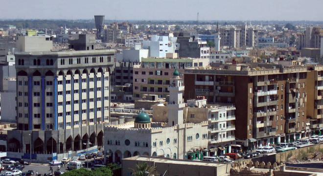Maior parte do contágio das últimas 24 horas está em Trípoli, capital do país