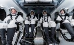 A SpaceX, empresa do bilionário Elon Musk, lançará nesta quarta-feira (15) a primeira missão espacial composta apenas por civis à orbitar o planeta Terra. Eles ficarão três dias na cúpula Dragon e farão parte dos testes que estudam as possibilidades do turismo espacial no futuro próximo