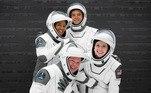 Formada por quatro civis, o projeto batizado de 'Inspiration4' levará dois homens e duas mulheres à órbita da Terra. Conheça os escolhidos pela SpaceX para mostrar ao mundo cada um os pilares desta missão