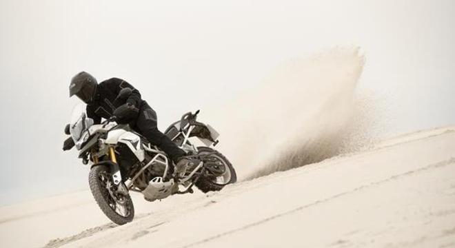 Fabricante inglesa criar mais um mecanismo para facilitar a compra de motocicleta