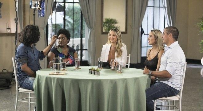 Reality show da Record TV é comandado por Ticiane Pinheiro