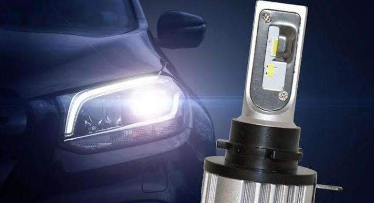 LED é mais eficiente e durável além de melhorar segurança na condução
