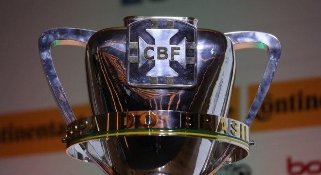 Troféu da Copa do Brasil 2018