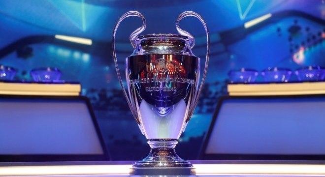 Liga dos Campeões é a principal competição de clubes da Uefa