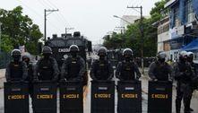 Polícia de SP usa drones e tropas especiais em atos nesta terça (7)