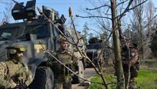 Exército russo começa sua retirada da fronteira com Ucrânia