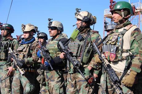 Tropas devem ser retiradas do Afeganistão
