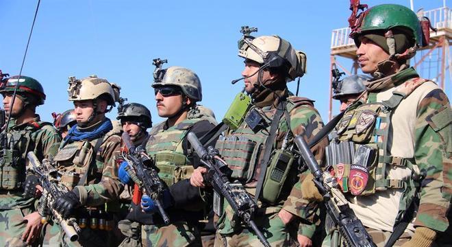 Afeganistão aguarda a assinatura de um tratado de paz com os talibãs