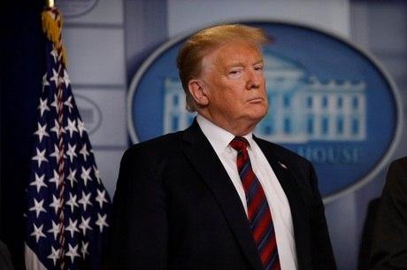 Trump também criticou presidente do Federal Reserve