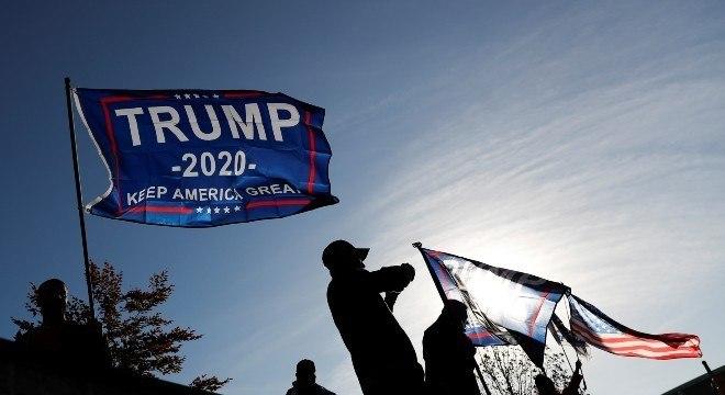 Donald Trump perde a liderança na Pensilvânia