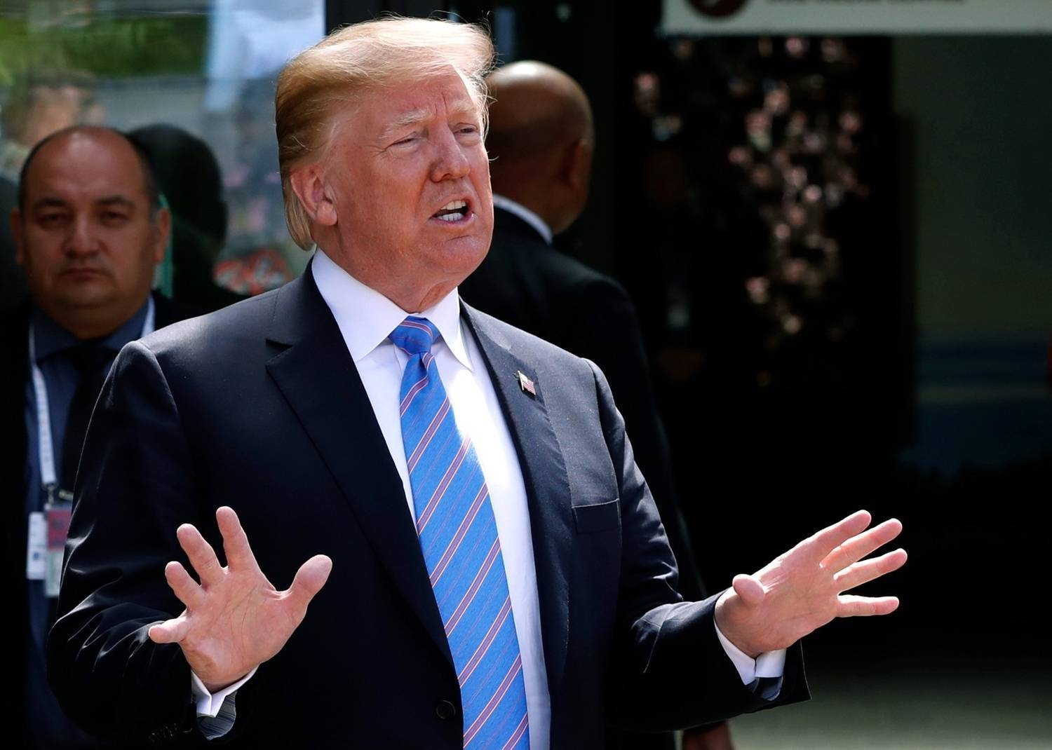 Acordo com a Coreia do Norte será 'no impulso do momento', diz Trump