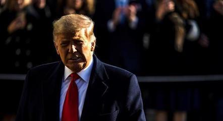 Donald Trump deixa a Casa Branca nesta quarta-feira (20)