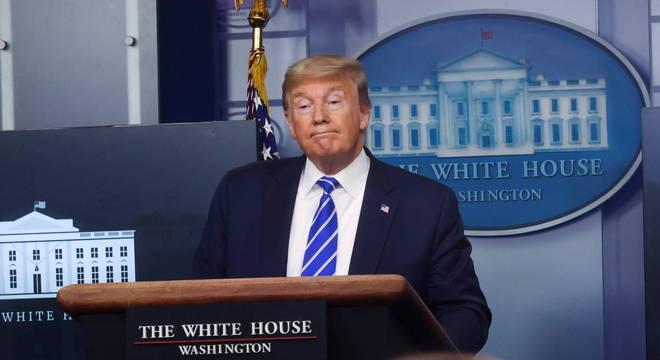 Trump demonstra disposição de prejudicar acordo comercial para retaliar China