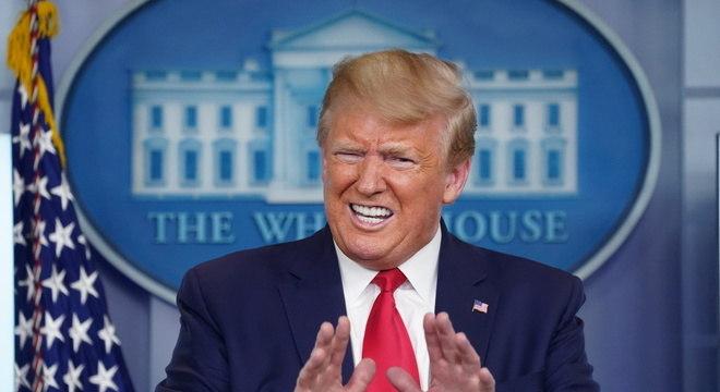 Trump atacou a OMS dizendo que 'se concentra demais na China'